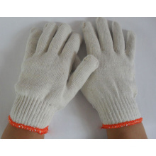 Glove Factory Wholesale Low Price Non-Slip Cotton Welding Glove/Cotton Glove with Good Quality and Low Price Cotton Gloves
